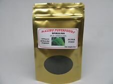4 OZ Kosher 100% Pure Spirulina Powder NON GMO NON Irradiated Organic Super Food