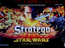 RARE - STAR WARS STRATEGO SAGA EDITION The Galactic Battlefield Strategy game