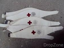 c.WWII French Red Cross Arm Band, Ministere de la Guerre
