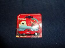 200 SERIES COCA COLA  MAJORETTE COKE DIE CAST 1957 FORD THUNDERBIRD