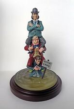 Disney The Haunted Mansion Quicksand Stretch Painting Figure New No Box