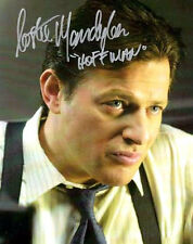 "COSTAS MANDYLOR (""HOFFMAN"") AUTOGRAPHED SAW 4 PRECINCT PHOTO"