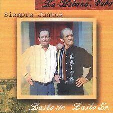 Laito Jr. & Laito Sr.-Siempre Juntos CD NEW