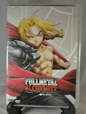 Full Metal Alchemist Vol. 1 The Curse Anime DVD Set New Factory Sealed 2005