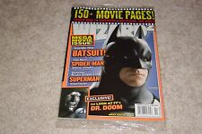 CHRISTIAN BALE Batman Spring 2005 WIZARD COMIC MAGAZINE NEW SEALED Movie Issue