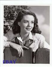 Dorothy Malone sexy smile VINTAGE Photo To The Victor