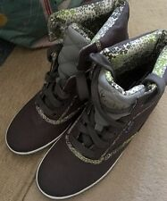 Keds Hidden Wedge Rookie Trainers, Pumps, Boots, Size 5