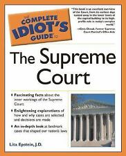 The Complete Idiot's Guide to the Supreme Court-ExLibrary