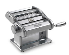 NEW MARCATO 150 DESIGN ATLAS PASTA MACHINE MANUAL SPAGHETTI RAVIOLI NOODLE ITALY