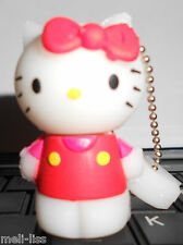 New 8 GB Rubber Red Hello Kitty Toy Memory Stick USB  Flash Drive - Brand New