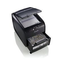 Swingline Stack-and-Shred 60X Hands Free Heavy Duty Cross-Cut Paper Shredder