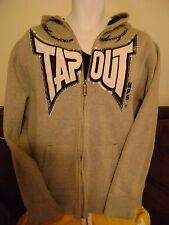 TAPOUT-MPS-HOODIE-XL-PULLOVER SWEAT JACKET MMA/TAPOUT/UFC