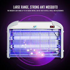 20W Electric UV Light Panel Bug Pest Killer/mosquito Fly insect Zapper Catcher