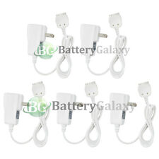 5 Rapid Battery Home Wall AC Charger for The NEW TAB TABLET Apple iPad 3 3rd Gen