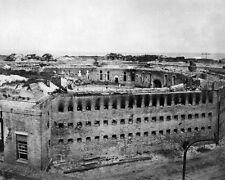 New 11x14 Civil War Photo: Damage at Fort Morgan in Mobile, Alabama