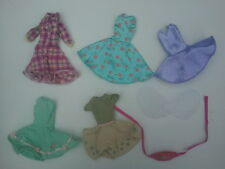 FELICITY WISHES PLUSH DOLL CLOTHES - Bulk Lot - Good Condition (Lot D)