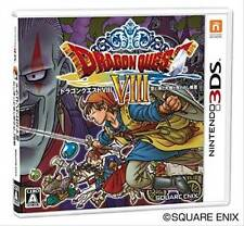 Dragon Quest Ⅷ 8 Nintendo 3DS New Japanese Role Playing Game  Japan import