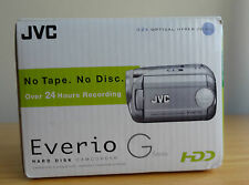 JVC Everio gz-mg26ek 20gb HDD VIDEOCAMERA DIGITALE