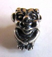 Authentic Trollbeads Silver bead called Fairy 11108