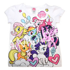 My Little Pony Girls T-Shirt Tee Top - Size 4 *New