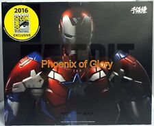 "New SDCC 2016 Exclusive SEN-TI-NEL RE:EDIT Iron Man ""Iron Patriot"""