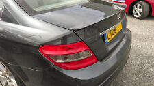REAR Boot SPOILER-MERCEDES C W204 (MOTO)