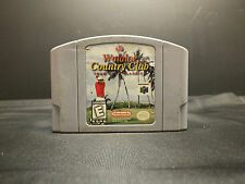 Waialae Country Club: True Golf Classics (Nintendo 64, 1998) Used Game Only