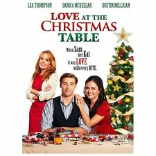Love at the Christmas Table (DVD, 2013)