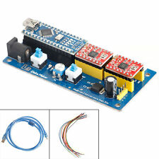 2 Axes 12V Drive From Step Control Board Motor For DIY Laser Engraving Machine