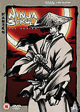 Ninja Scroll: Collection DVD NEW