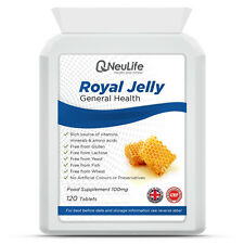 Royal Jelly - 100mg - 120 Tablets