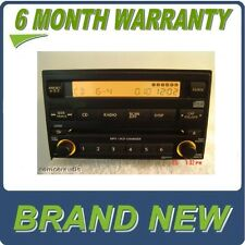 NISSAN Pathfinder Xterra Frontier Radio Stereo 6 Disc Changer MP3 CD Player OEM
