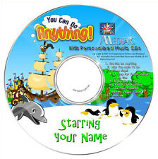 YOU CAN DO ANYTHING  Personalised Music CD