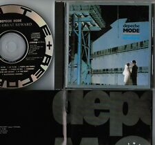 DEPECHE MODE Some Great Reward JAPAN CD w/12-p BOOKLET ALCB-63 ALFA Free S&H/P&P