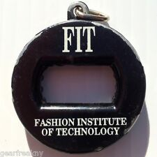 FASHION INSTITUTE OF TECHNOLOGY FIT College New York City KEYCHAIN BOTTLE OPENER