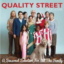 Quality Street-A Seasonal Selection For All The Fa - Nick Lowe (2013, CD NEUF)
