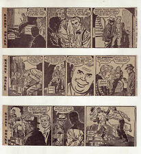 Kerry Drake by Alfred Andriola - 11 daily comic strips from May 1952