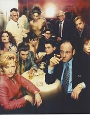 THE SOPRANOS 8X10 PHOTO TV SHOW MAFIA ORGANIZED CRIME MOBSTER MOB PICTURE