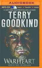 Sword of Truth: Warheart 15 by Terry Goodkind (2016, MP3 CD, Unabridged)