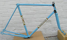 VAINQUEUR Bicycle Frameset headset Lugged Steel Horizontal Dropout Portugal 1972