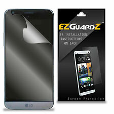 3X EZguardz NEW Screen Protector Skin Cover Shield HD 3X For LG G5 (Ultra Clear)