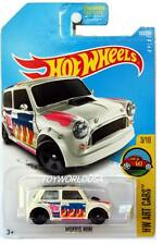 2016 Hot Wheels #193 HW Art Cars Morris Mini white