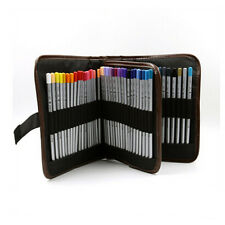 Marco Pencil 72 Canvas Curtain Sketch Holder Pouch Roll Pen Case Bag Storage CGY