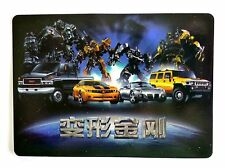 SWAP CARD. CHINESE TRANSFORMERS ACTION MOVIE CHARACTERS. MODERN. WIDE