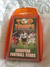 Top Trumps STAR DEL CALCIO EUROPEO COMPLETO
