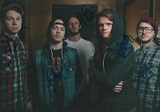 Miss May I Band Autogramme full signed 20x30 cm Bild