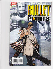 Bullet Points #1-5 Set Marvel Comics Limited Series