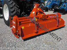 "Rotary Tiller, Heavy Duty Maschio U230 93"", Tractor 3-Pt, PTO: 80HP Gearbox"