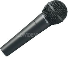 Behringer ULTRAVOICE XM8500 cardioid dynamic vocal MICROFONO-NUOVO