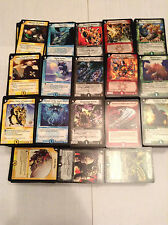 Duel Masters 500 Card Lot!